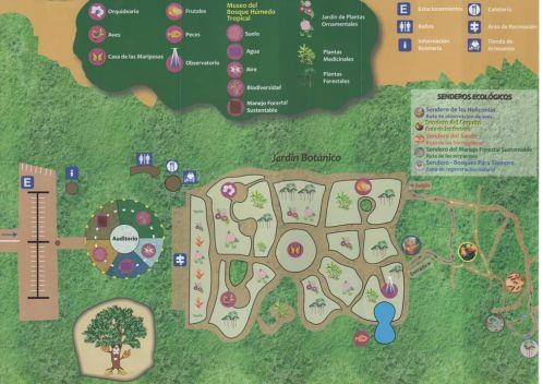 """Centro de Interpretación Ambiental """"Bosques para Siempre"""""""