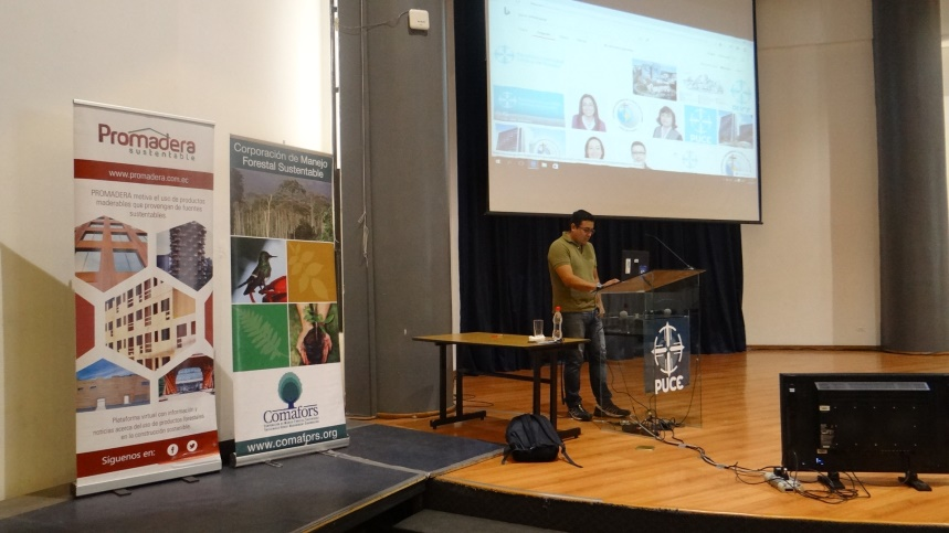 La Corporación de Manejo Forestal Sustentable forma parte del Global Summer School 2018