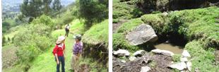 Ecoturismo comunitario en las laderas del volcán Ilaló