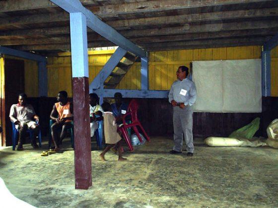 Modelo de concienciación aplicable a comunidades forestales del norte de la Provincia de Esmeraldas