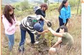 Formación de Líderes Juveniles Forestales