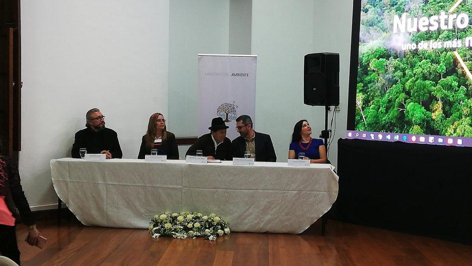 """Presentación de la Iniciativa Nacional """"Pacto por Nuestros Bosques"""""""
