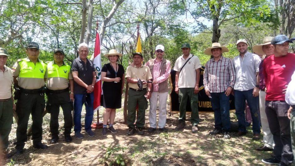 169.86 toneladas de CO2 producidos en la 60ª  Reunión Anual de Gobernadores del BID,se compensaron mediante la plantación de 1.066 árboles